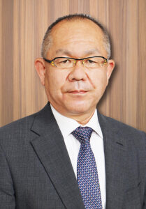 名古屋生コンクリート協同組合内田昌勝理事長